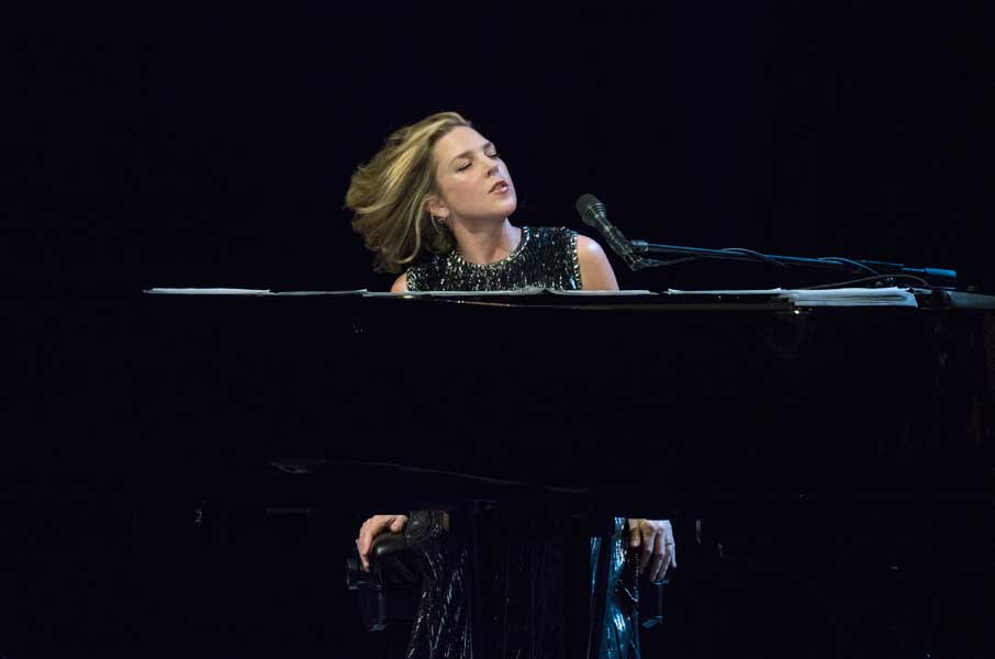Diana Krall, New York-James O'Mara