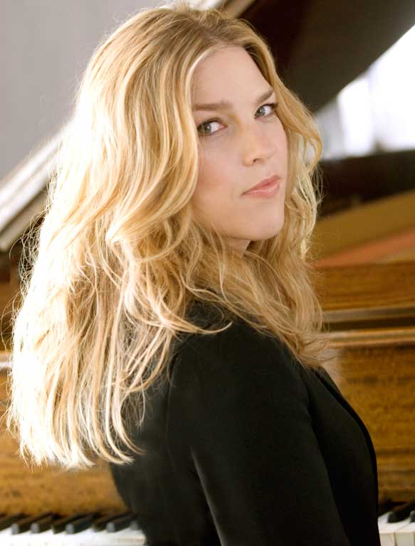 Diana Krall,New York -James O'Mara