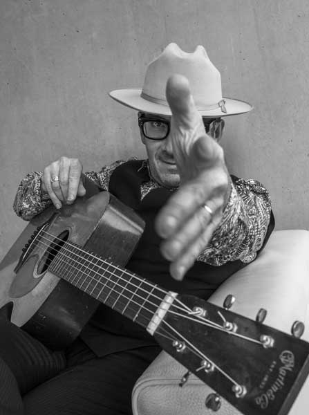 Elvis Costello-James O'Mara Photography