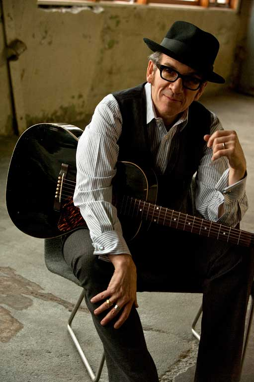 Elvis Costello, Old Mitchell Press-James O'Mara