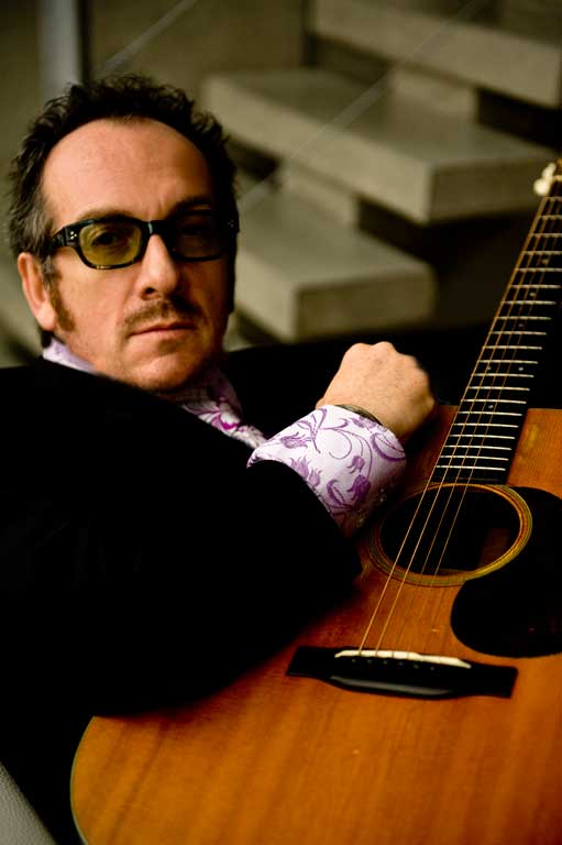 Elvis Costello, Waterfall Building-James O'Mara