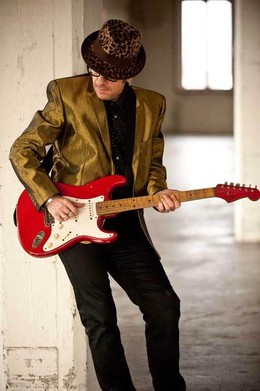 Elvis Costello, Gold Lame-James O'Mara