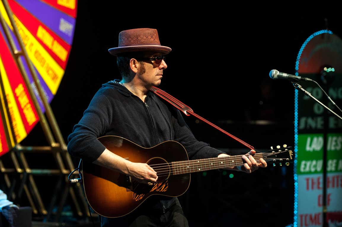Elvis Costello, Olympia Paris-James O'Mara