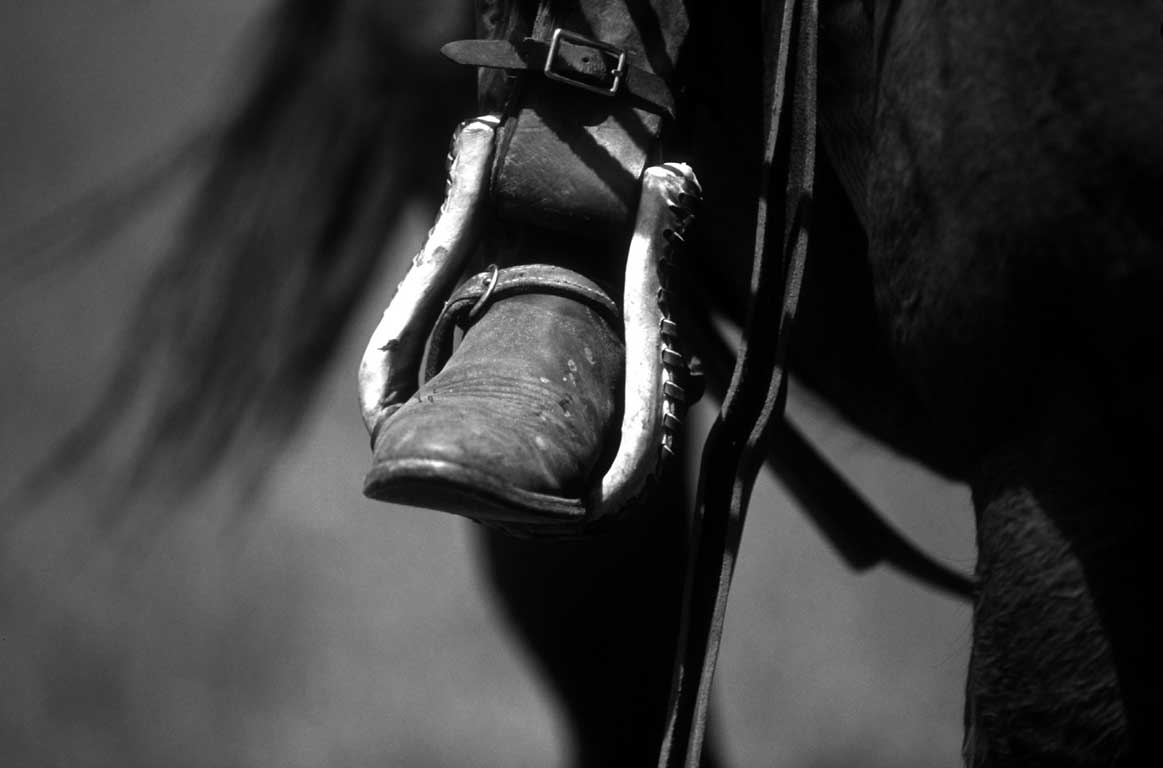 Boot and Stirrup, Amado-James O'Mara Photography