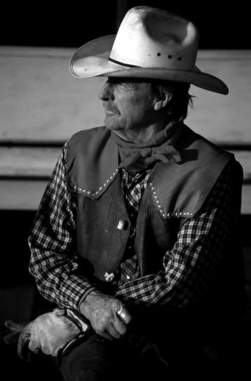 Arizona Cowboy,Red Wolverton-James O'Mara Photography