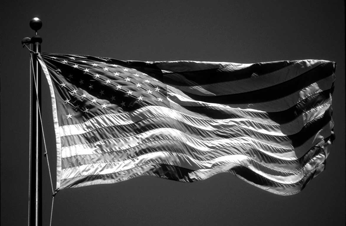 American Flag, Amado-James O'Mara Photography