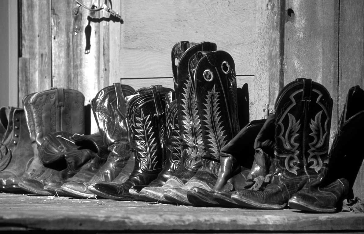 Cowboy Boots, Amado-James O'Mara Photography