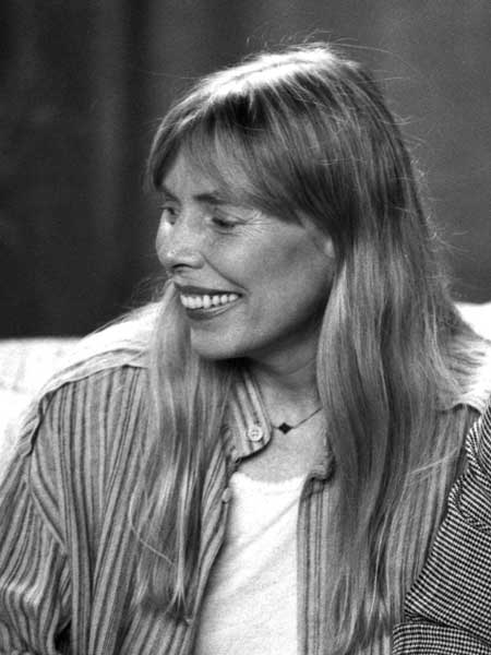 Joni Mitchell-James O'Mara