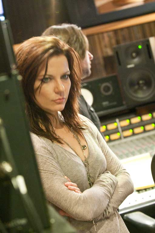 Martina McBride, Atlanta, Southern Tracks Recording Studio, 2011-James O'Mara