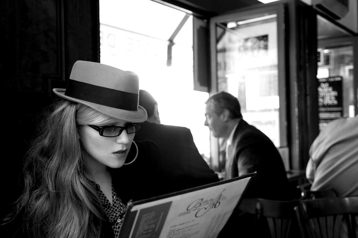 Melody Gardot, Cafe Paris-James O'Mara