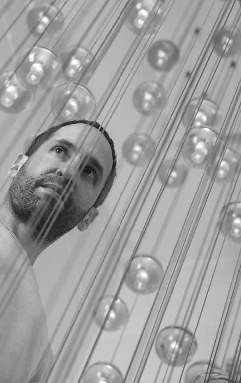 Omer Arbel, Architect and Designer-James O'Mara Photography