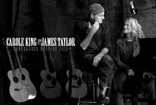 James Taylor and Carol King, Lenox Studios