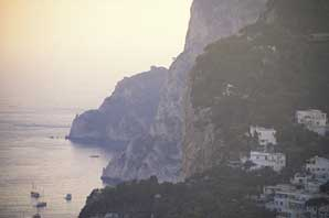 Positano-Bay of Naples-James O'Mara