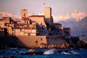 Antibes Ramparts-Cote d' Azur-James O'Mara