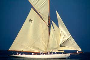 Racing Sail Boat-Cote d' Azur-James O'Mara