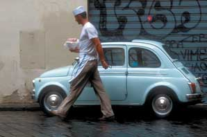 Fiat 500 Chef-James O'Mara