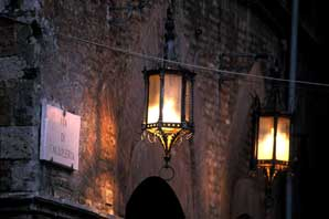 Lantern, Siena-James O'Mara