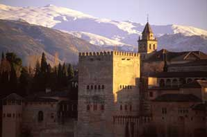 Alhambra Granada, Spain-James O'Mara