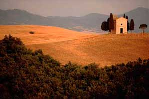 Pienza Mausoleum, Tuscany-James O'Mara